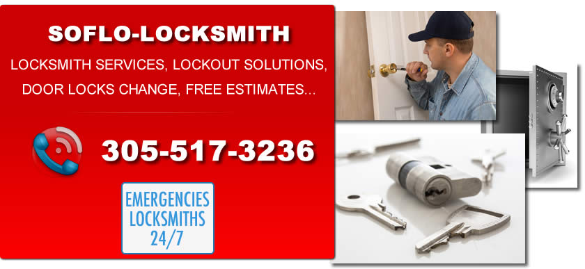 Locksmith Miami Area